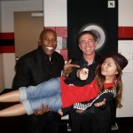 Charice Pempengco and Nathan East