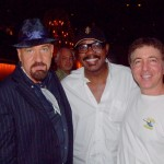 Michael Sembello and Harvey Mason