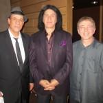 Robert Davi and Gene Simmons