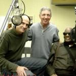 Ray Charles and James Taylor